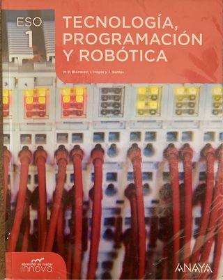 Libro Tecnología 1 eso Anaya