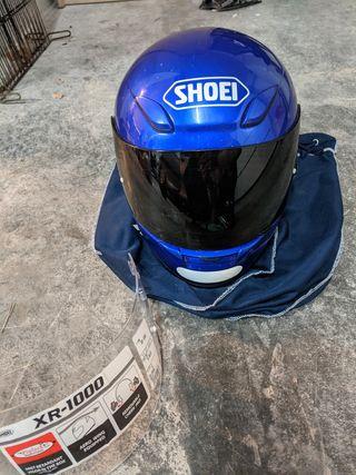 casco shoel carretera L