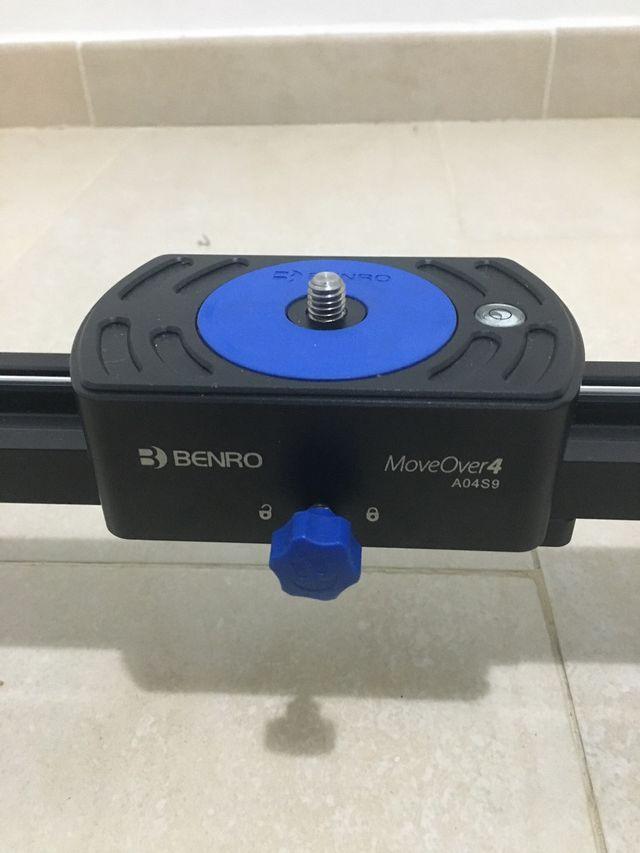 Tripode / Slider BENRO