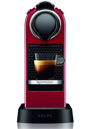 Cafetera Nespresso XN7415 Roja Citiz Krups