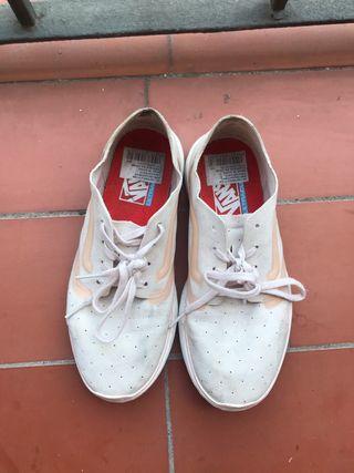 Zapatillas rosas VANS ISO 2 Mujer