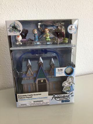 Casita frozen animator Disney