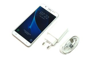Samsung Galaxy J7 2016 J710 16gb Blanco Usado
