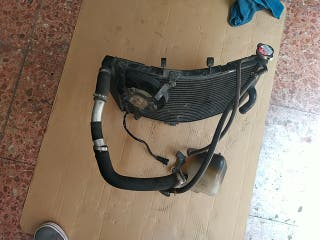 radiador Honda CBR600RR
