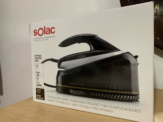Solac CPB6100 Optima Center 3000 Plancha vapor