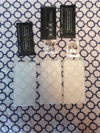 protector de pantalla iphone 7 y 8 plus