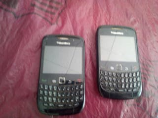 Se venden dos Smartphones BlackBerry Curve para re