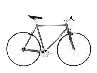 Bicicleta Pepita Bikes Gris Nueva a Estrenar