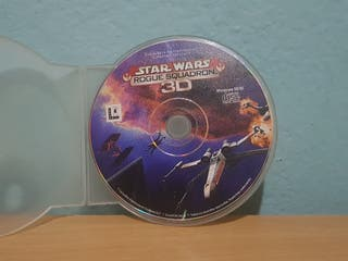 Star Wars Rogue squadron 3D.