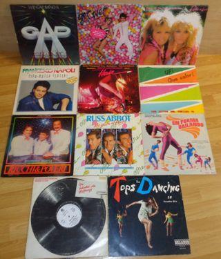 Discos de Vinilo Disco, Dance, Italo...