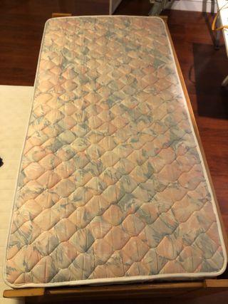 Colchón Pikolin de muelles 90x1,90
