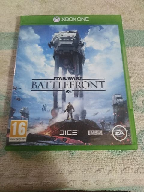 Battlefront para Xbox One