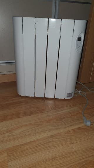 radiador eléctrico bajo consumo