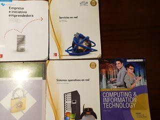 libros texto sistema microinformatico y redes