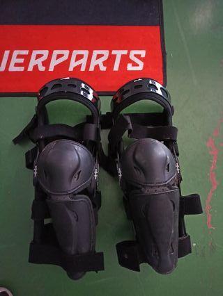 rodilleras ortopedicas enduro motocross