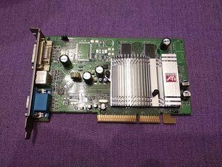 tarjeta gráfica ati Radeon 9600