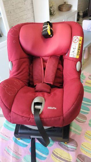 silla bebe grupo 0