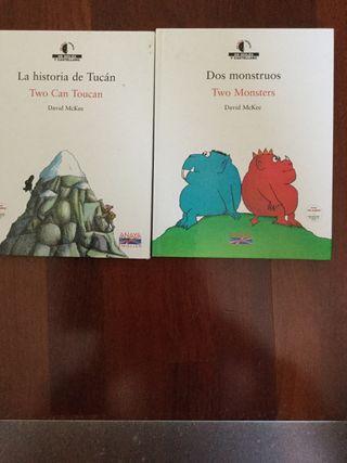 LIBROS PARA NIÑOS TRADUCIDOS AL INGLES