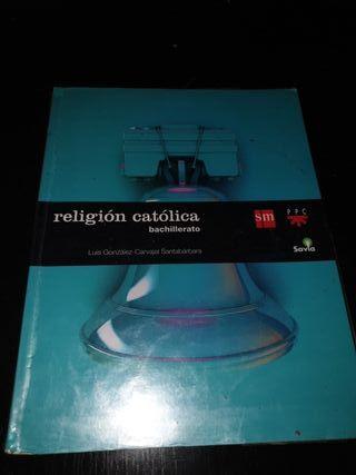 libro de religion 1r bachiller