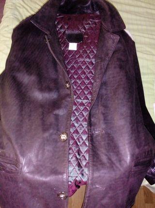 chaqueta cuero 60€ solo