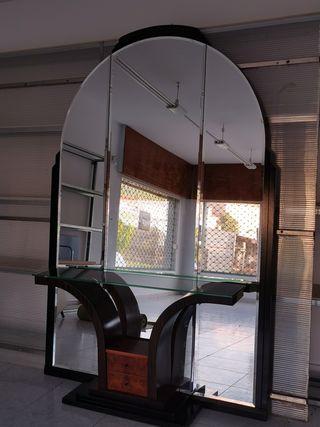 Espejo con mueble