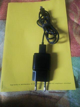 Cargador Telef.LG 220V