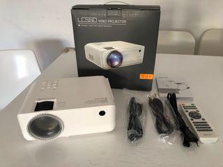 Mini proyector 1080P nuevo