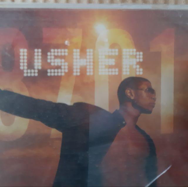 CD USHER