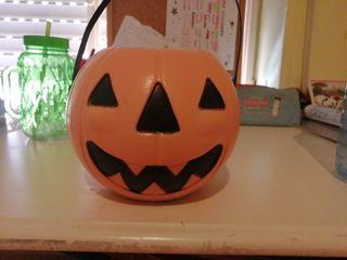 Caja de Halloween