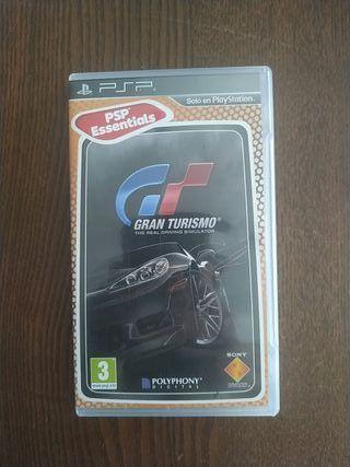 Juego Gran Turismo para Psp