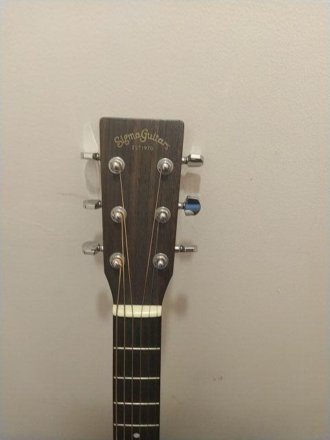 Acoustic Guitar Sigma + soft cover/bag