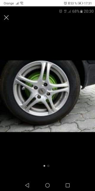 URGE 4 llantas+neumáticos 4