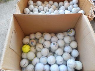Lote de 400 Pelotas de golf usadas