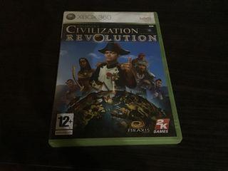 Civilization revolution xbox