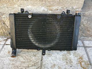 Radiador Honda CBR 1000F SC25