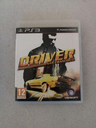 Driver Playstation 3
