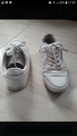 Zapatillas mujer Reebok talla 38