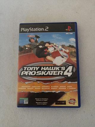 Tony Hawk Pro Skater 4 PS2