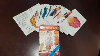 Juego de cartas infantil