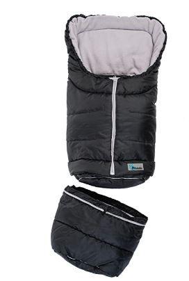 Altabebe - Saco de invierno 2 en 1 para silla bebe