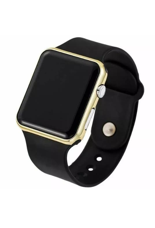 Digital Sport Casual LED Unisex Wristwatch