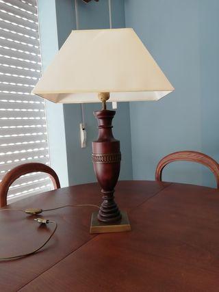 Lámpara de ramón lozano