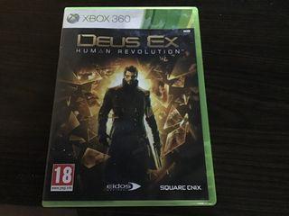 Deus ex Human Revolution. Xbox