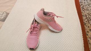Bambas Nike rosas originales