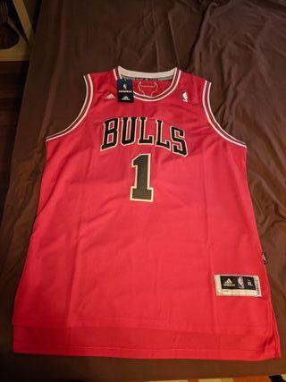 Camiseta bulls Rose XL