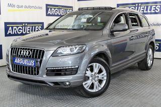 Audi Q7 3.0 TDI 245cv 7 PLAZAS quattro tiptronic Ambiente