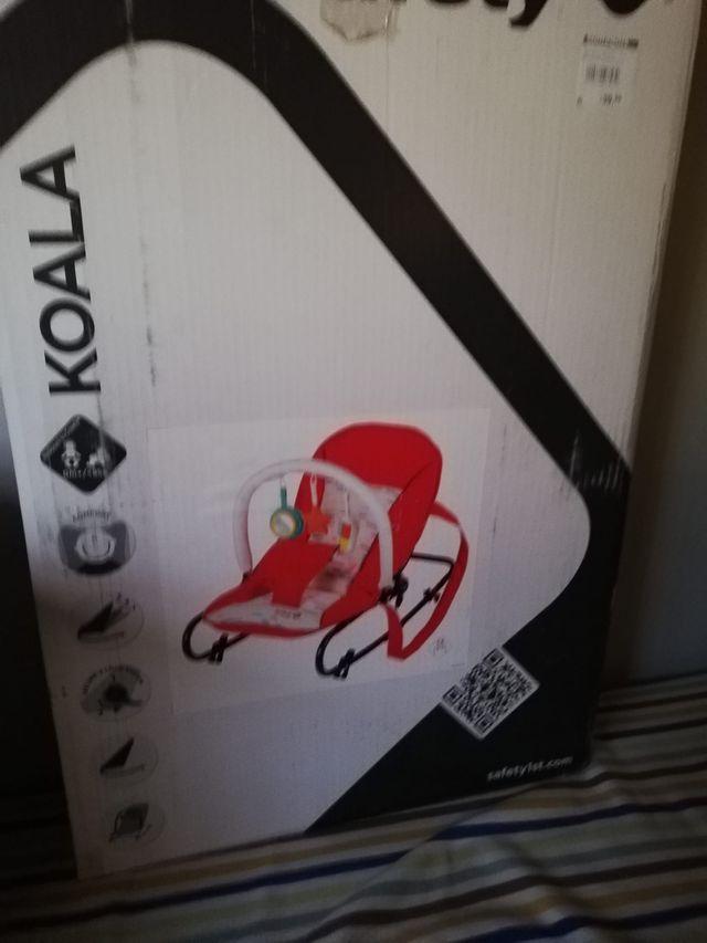 Hamaca para bebés