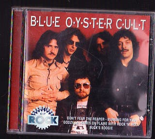 BLUE OYSTER CULT CHAMPIONS OF ROCK CD