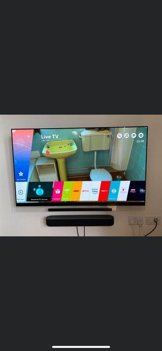 "LG OLED55E8PLA 55"" TV"