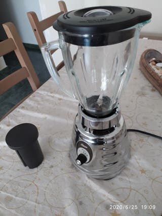 Batidora de vaso- Liquadora de 600W 3 velocidades